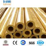 Tubo Cc766s Cuzn37al1 della lega di rame di alta qualità per i pezzi fusi