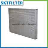 Filtre augmenté en métal de maille de filtre à air