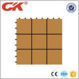 300*300*22mm WPC Deck de intertravamento de bricolage fabricados na China