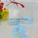 OPPの物質的なフォールドの底ポリ袋のパッキングクリスマスのギフトキャンデー袋