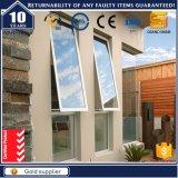 Finestra di alluminio lustrata standard della tenda dell'Australia doppia