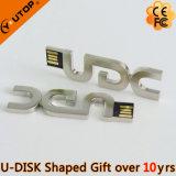 De opmerkelijke Stok van het Embleem USB van de Brief/van het Karakter voor Vrije Giften (yt-1803L)