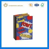 カスタム設計しなさい印刷された装飾的な本の形のボール紙ペーパー包装ボックス(擬似本の装飾的なボックス)を