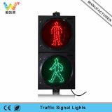 Feu de signalisation à LED rouge vert 300mm Lumière pédestre