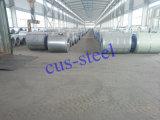 ASTM A653 Dx51d Hersteller strich galvanisiertes Stahlblech im Ring vor
