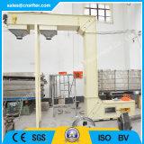 Machine de convoyeur de position de Z pour le transport vertical des marchandises