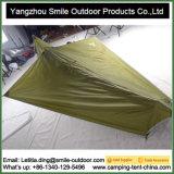 1 tenda di campeggio Backpacking del triangolo su ordinazione promozionale della persona