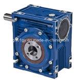 La RV075 Caja de engranajes de gusano de fundición de aluminio cinta transportadora