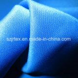 100%polyester teint clair pour vêtements en étoffe de bonneterie