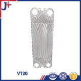 Placa igual do cambista de calor de Gea Vt04/Vt04p/Vt10/Vt20/Vt20p/Vt405/Vt40/Vt40m/Vt40p/Vt805/Vt80/Vt80m/Vt80p/Vt1306/Vt130f/Vt130k/Vt180/Vt250/
