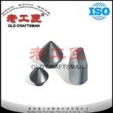 Boutons cimentés de carbure de tungstène pour l'exploitation