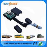 Perseguidor do GPS do veículo das motocicletas do sensor RFID do combustível do localizador de Gapless GPS