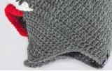 帽子の帽子のカスタムニットHat/100%のアクリルの帽子の帽子の遊び半分のニットの帽子