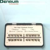 Corchetes Bondable de Roth de los productos ortodónticos dentales de Denrum con la ISO del Ce FDA