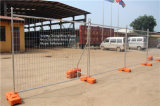 Cerca provisória convenientemente usada removível do canteiro de obras do produto novo/painéis provisórios da cerca/cerca provisória de Austrália