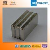 Magneet de van uitstekende kwaliteit van het Blok van het Neodymium N35sh