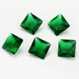 [ووزهوو] [فكتوري بريس] مربّع أميرة [كت] [غلسّ بد] خضراء لأنّ حجارة مجوهرات