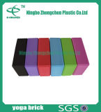 Bloco colorido da ioga de EVA do bloco da ioga de Eco-Friendy da aptidão