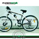 Bici elettriche con il blocco per grafici dell'alluminio della lega