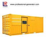 AVRの1368kw/1710kVA容器の発電機セット