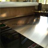2b 5mm Épaisseur 321 Tôles en acier inoxydable avec film PVC