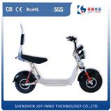 """Motocicleta elétrica gorda das rodas grandes do pneu dois Harley do """"trotinette"""" poderoso da bateria de lítio 60V"""