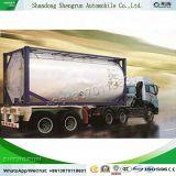 La vente directe d'usine ISO Transport approuvés de l'asphalte de bitume contenant du réservoir de stockage