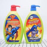 2-in-1 de Shampoo & het Veredelingsmiddel van de superman voor Zachte Glanzende Haar en Huid