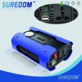 Новый глава 12V 220V 500 Вт с двумя USB-Чистая синусоида солнечной Car DC инвертора к сети переменного тока