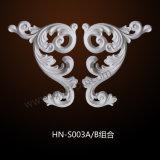 Ornamento da chaminé do plutônio que moldam Hn-S003A/B