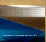 L'AISI430 No4 Feuilles en acier inoxydable brossé et plaques