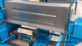 El transformador presionó las líneas de acero rodillo del radiador del panel que formaba la fabricación del molde del radiador