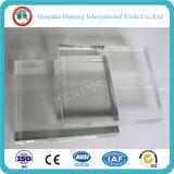 Vidro de flutuador desobstruído super/cristal - o vidro desobstruído/passa baixo o vidro com certificado do ISO