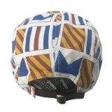 カスタム綿のキャンピングカーの帽子の平らなビル5のパネルの帽子
