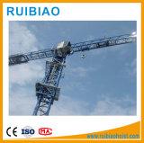 Aufbau verwendeter Turmkran der Höhen-100meter