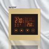 Bodenheizung-Thermostat-Noten-Schalter-Acrylrahmen (SK-HV100L8-L/m)