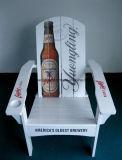 Hölzerner Muskoka Stuhl mit Bier-Firmenzeichen (CPHP-7001X)