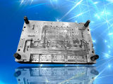 De aangepaste Vorm van de Injectie van het LEIDENE 32inch 39inch Schutblad van TV Plastic