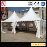 Zelt-feuerfestes Zelt im Freienbekanntmachens10x10 für Messeen-Pagode-Zelt