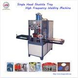 Machine de soudure à haute fréquence de plateau principal simple de navette
