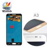 De Mobiele Telefoon van uitstekende kwaliteit LCD voor de Melkweg A3 A300 LCD van Samsung & de Vervanging van het Scherm van de Aanraking