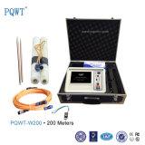 Detetor portátil da água subterrânea do Vlf da natureza Pqwt-W200