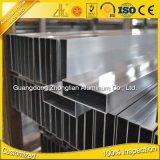 ISO 9001 pulverisieren Beschichtung-quadratisches Aluminiumgefäß in 20 x in 20
