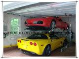 Столб 2 опрокидывая домашние уровни гаража 2 паркуя подъем