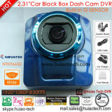"Factory Hot Sale 2.4 ""Car Black Box Digital Video Recorder construit en H264. MOV Car DVR Chipset, 5.0mega Car Dash Camera, Mobile DVR-2413"