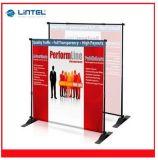 背景幕の旗の立場(LT-21)を広告する調節可能なアルミニウムフレーム