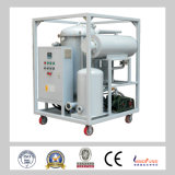 사용된 터빈 기름 진공 기름 정화기 기계 또는 터빈 기름 재생 플랜트