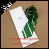 Seda 100% artesanais Tecidos Jacquard Club Empate com caixa de Envelope
