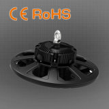 100/150 / 200W UFO Highb Bay Light com Mean Well Driver e Philips LED Chip
