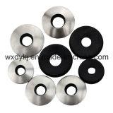 En acier inoxydable 304 avec rondelle d'étanchéité EPDM collé